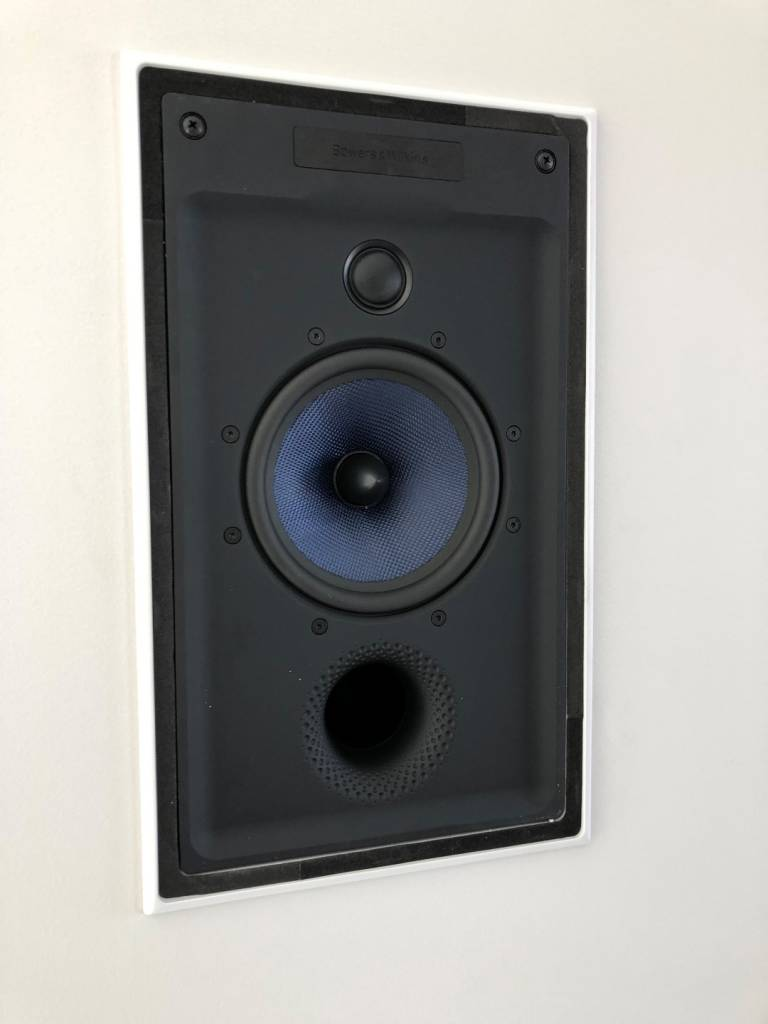 surround sound installation