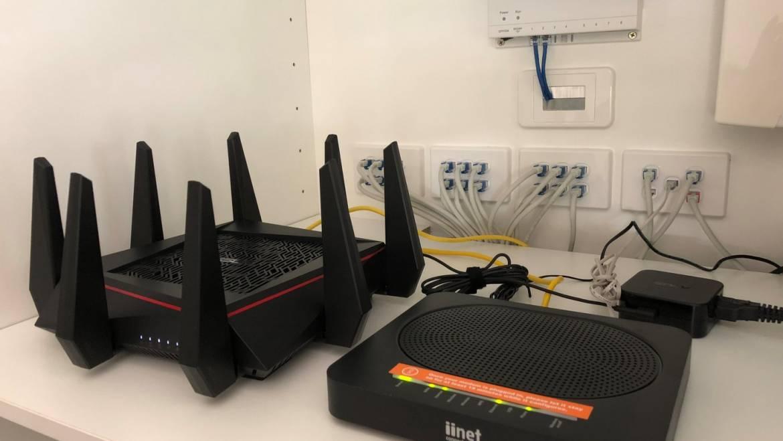NBN & VDSL2 Installation