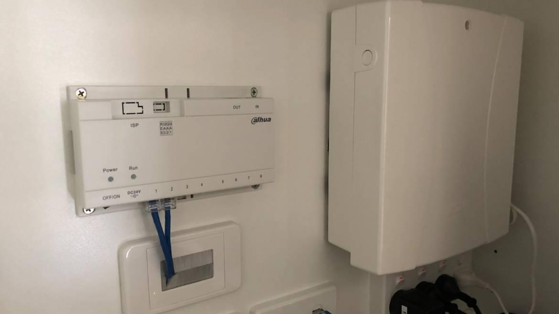 Security Alarm Installation