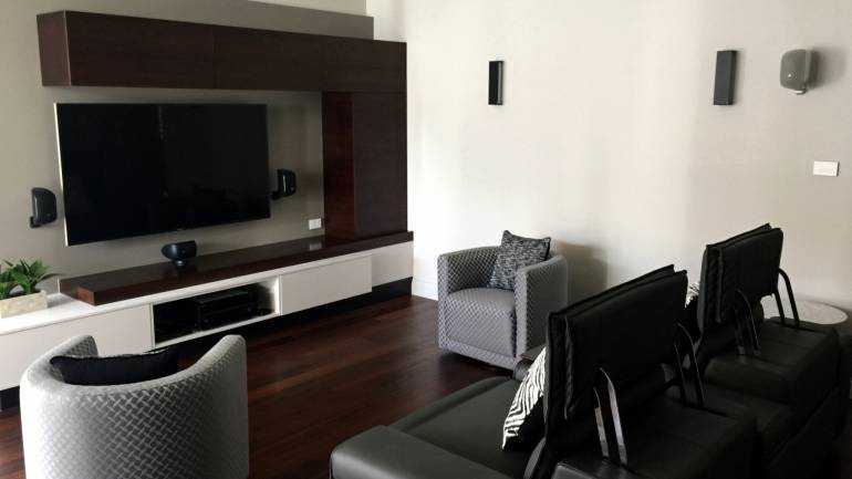 Home Theatre Installation Canberra